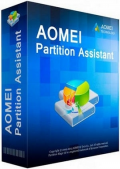 AOMEI Partition Assistant Professional / Server / Technician / Unlimited Edition 8.6 RePack by D!akov (x86-x64) (2020) Multi/Rus