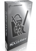 HDCleaner 1.323 + Portable (x86-x64) (2021) Multi/Rus