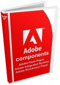 Adobe components: Flash Player 32.0.0.223 + AIR 32.0.0.125 + Shockwave Player 12.3.5.205 RePack by D!akov (x86-x64) (2019) Multi/Rus