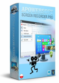 Apowersoft Screen Recorder Pro 2.4.1.0 RePack (& Portable) by TryRooM (x86-x64) (2019) Multi/Rus