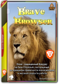 Brave Browser 0.66.100 Portable by Cento8 (x86-x64) (2019) Rus/Eng