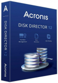 Acronis Disk Director 12 Build 12.5.163 DC 21.07.2019 by KpoJIuK (x86-x64) (2019) Eng/Rus