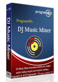Program4Pc DJ Music Mixer RePack & Portable by elchupacabra (x86-x64) (2019) Multi/Rus