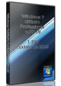 Windows 7 Professional v.77.19 (x86-x64) (2019) Eng/Rus