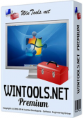 WinTools.net Premium 19.5 RePack (& Portable) by TryRooM (x86-x64) (2019) Multi/Rus
